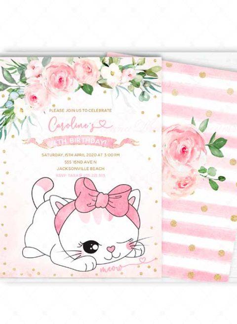 Birthday Cards Kitty