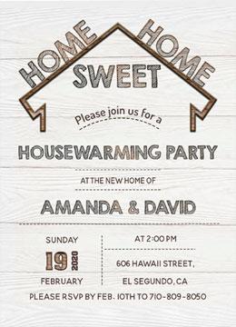 Invitation Cards Housewarming Ceremony